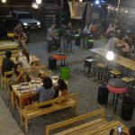 One Cozy Dinner At El Neo Garahe Food Park