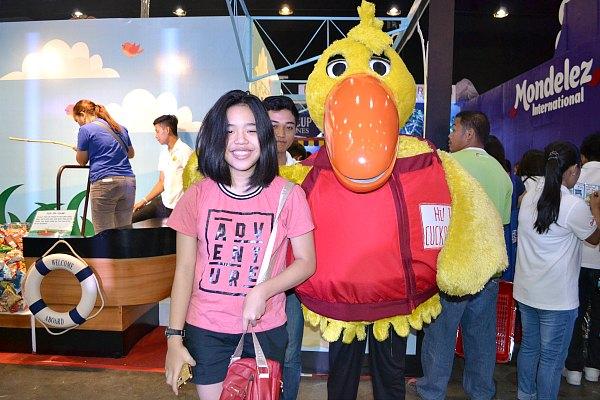 Super8 Fun Fest mascots