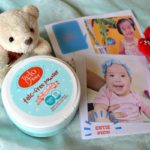 Enjoy Safe and Pure Baby Powdering With All-Natural BELO BABY Talc-free Powder