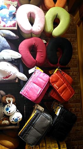 Tickles SM North Edsa travel essentials