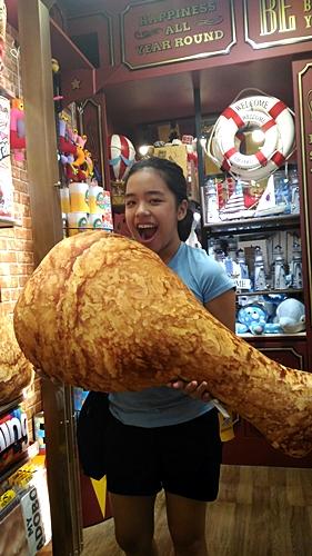 Tickles SM North Edsa Chicken