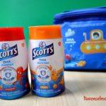 Scott's DHA Gummies Support Child's Brain Development