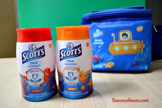 Scott's DHA Gummies