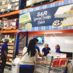 S&R Novaliches – Membership And First Time Shopping