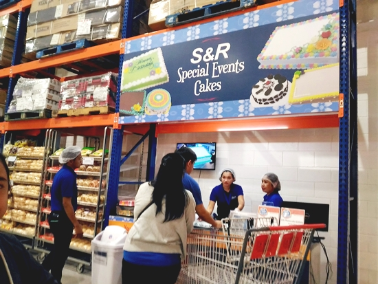 S&R Membership and Shopping