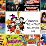 Halloween Trick Or Treat Mall Events 2017