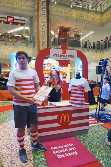 SM McDonald's Caravan National Thank You Day