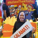 SM And McDonald's – Partners In Giving New Family Fun Experiences And #NationalThankYouDay