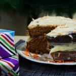 Fast & Easy Bake Carrot Cake