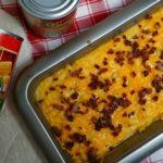 Cheesy Baked Jolly Corn Kernels