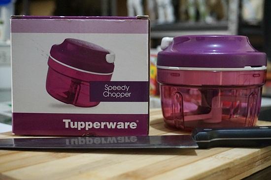 tupperware ekstra stor chopprr
