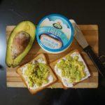 Creamy Garlic And Butter Avocado Toasts