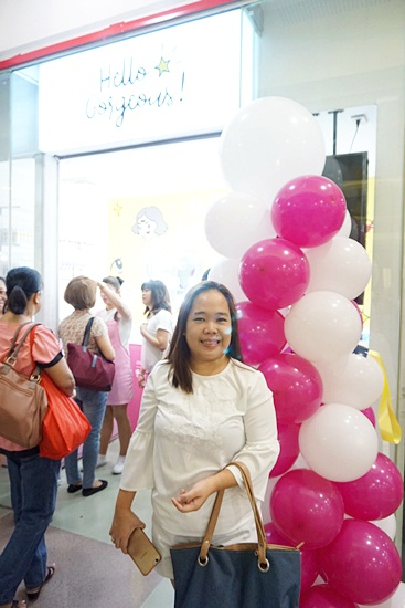 Hello Gorgeous shop opens in SM North Edsa