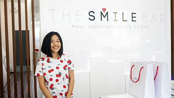 The Smile Bar In Uptown Parade